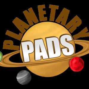 Planetary Pads Logo No3