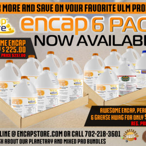 Order encap carpet cleaning products and save!