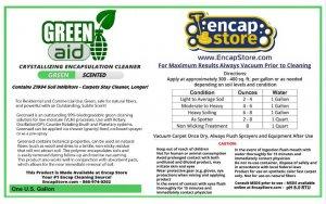 Greenaid Encapstore